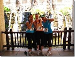 With ou Victoria Falls Zimbabwe Half-Marathon